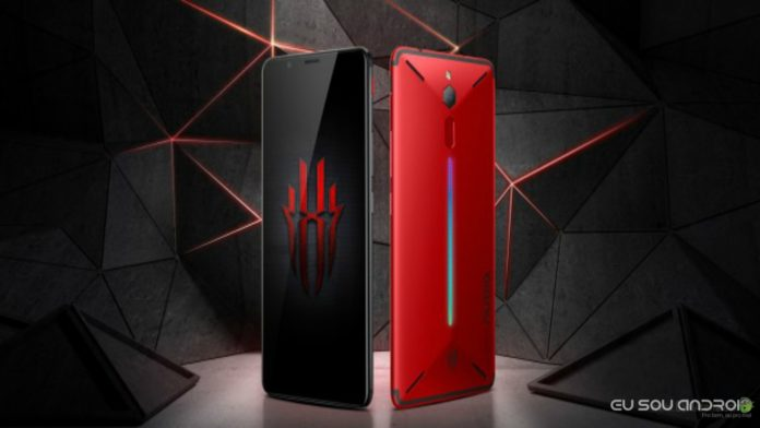 Red Magic Smartphone Gamer da Nubia!