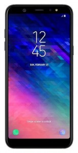 Novo Samsung Galaxy A6 Plus