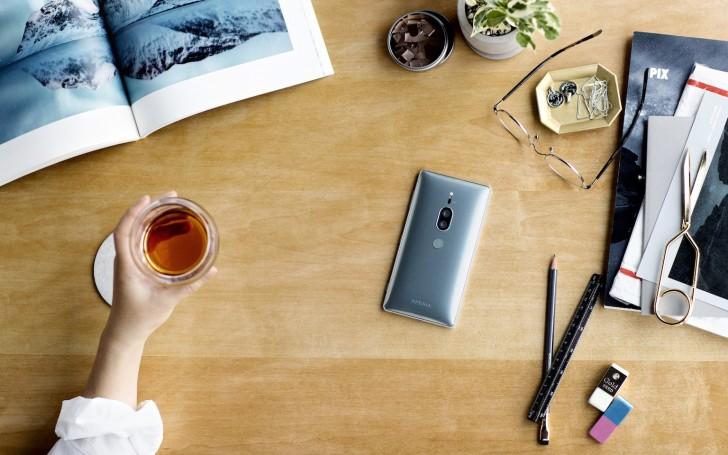 Sony Xperia XZ2 Premium s