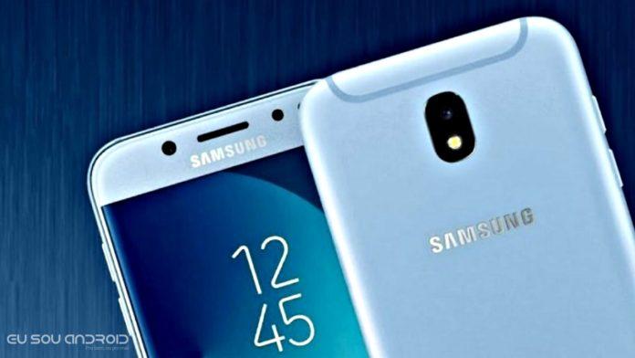 Suposto Samsung Galaxy J7 2018!