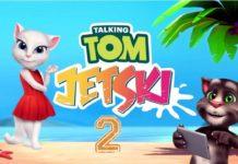 Talking Tom Jetski 2