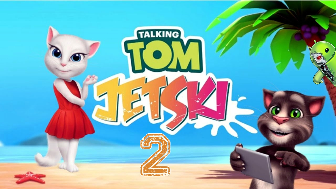 Novo Talking Tom Jetski 2 Dispon 237 Vel Para Android Eu Sou