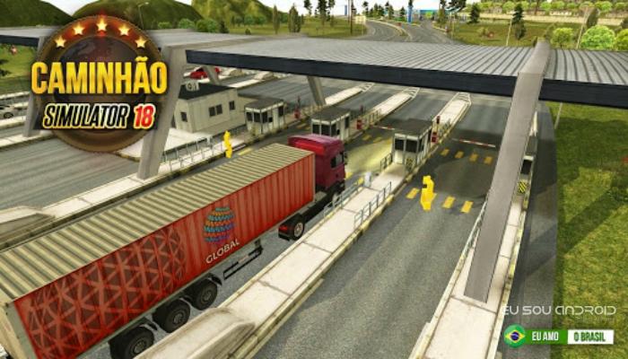 Truck Simulator 2018 Europe