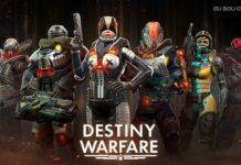 Você Já Pode Jogar Destiny Warfare Hoje Mesmo!
