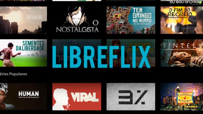 a Libreflix eu sou android