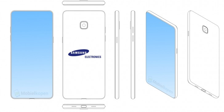 design do galaxy s10