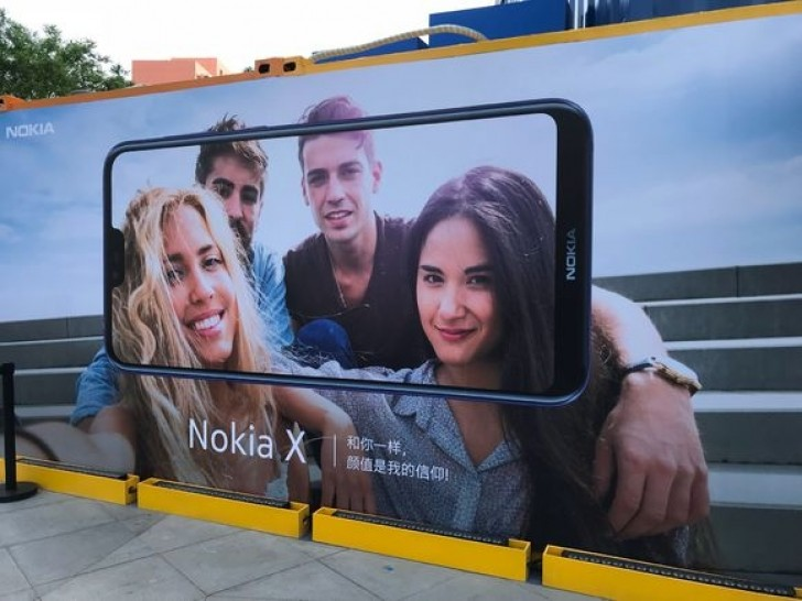 vazam fotos do Nokia X