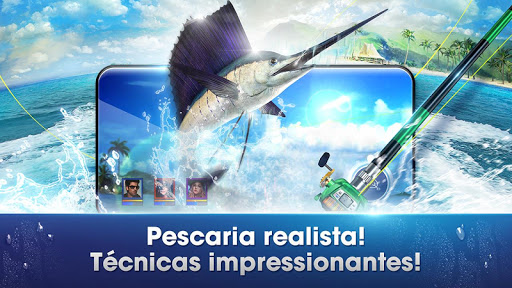 Novo Fishing Strike Disponível para Android