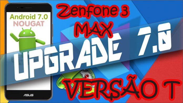 upgrade zenfone 3 MAX versão T