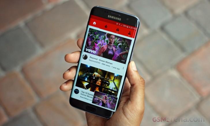 Usuários logados Assistem a vídeos No YouTube