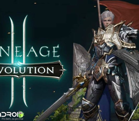 Lineage 2 Revolution chegou na Play store