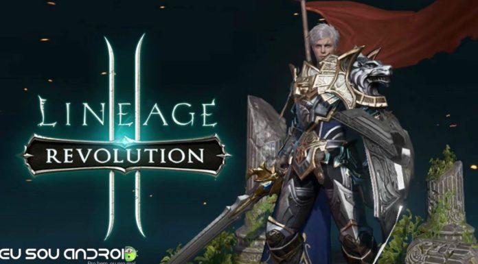 Lineage 2 Revolution chegou na Play store