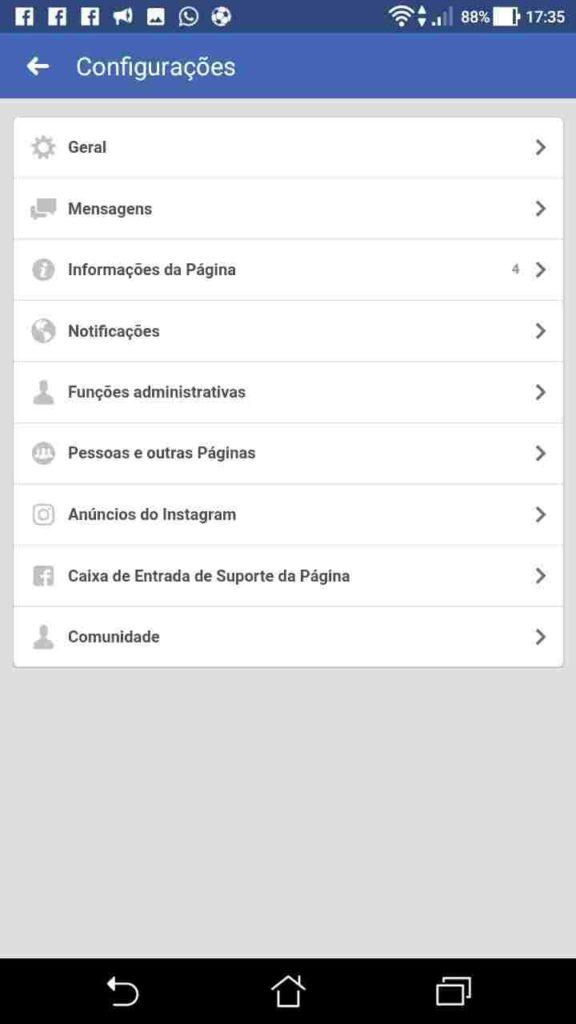 Páginas do Facebook: Como Adicionar ou Editar Mensagem de Boas Vindas no Chat