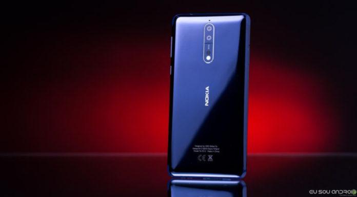 Atualização do Nokia 8 Traz Controles Manuais Estilo Lumia
