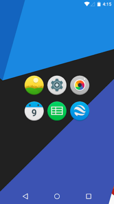 Audax - Icon Pack