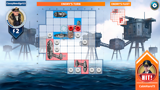 BATTLESHIP Official Edition