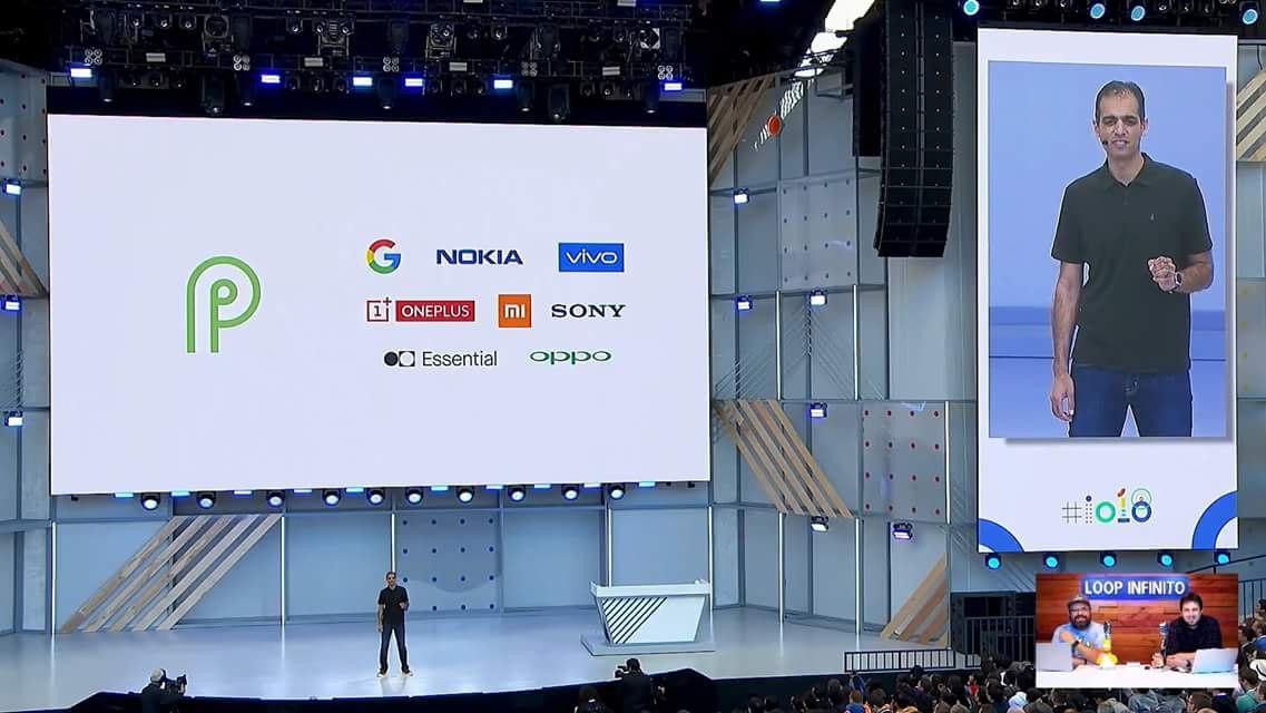 Beta pública do Android P disponível
