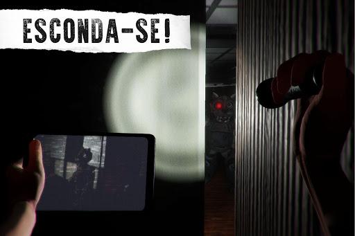 CASE Animatronics - Jogo de Terror!
