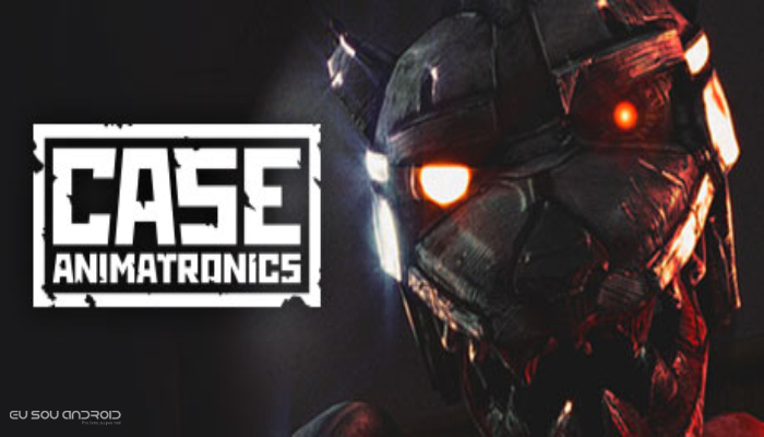 CASE: Animatronics - Jogo de Terror!