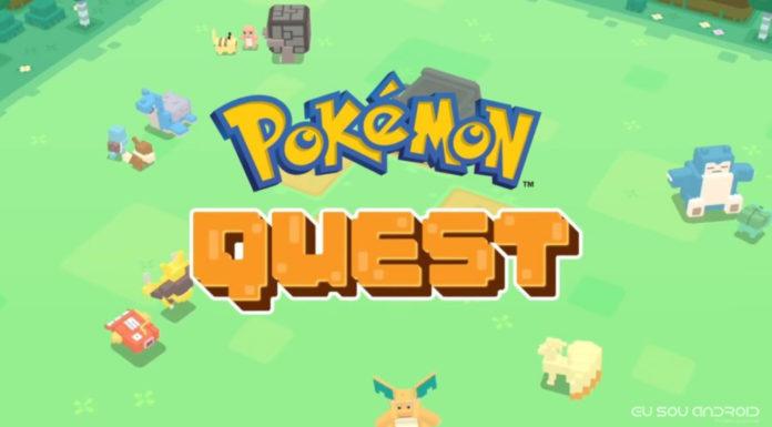 Conheça o Pokemon Quest o Mais Novo Jogo Lançado pela Nintendo para Android