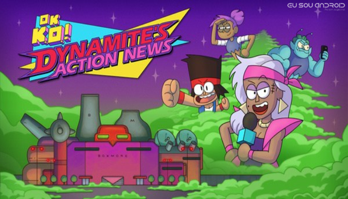 Dynamite's Action News
