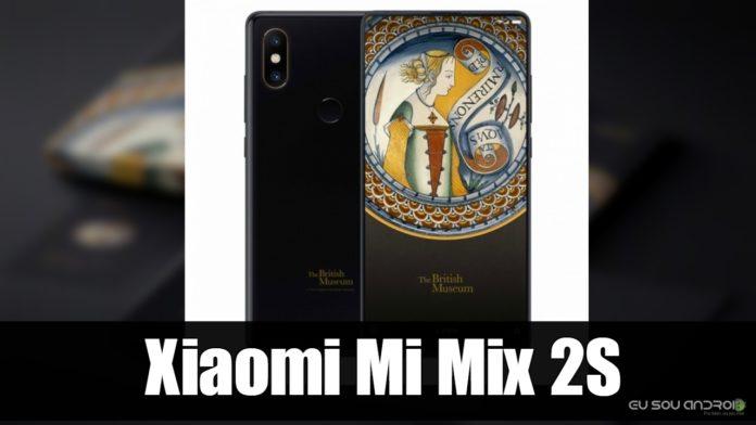 Edição Especial do Mi Mix 2S