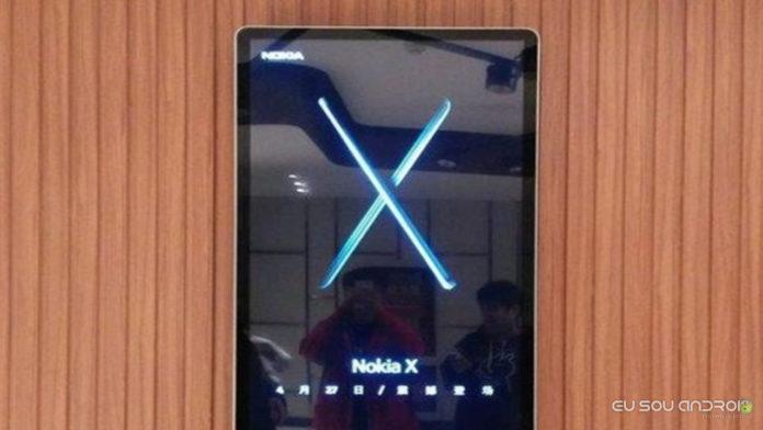 Especificações Completas do Nokia X
