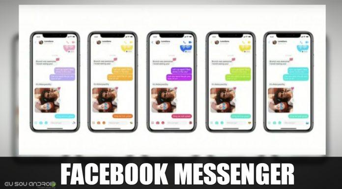 Facebook Messenger Será Redesenhado Completamente para se tornar simples novamente