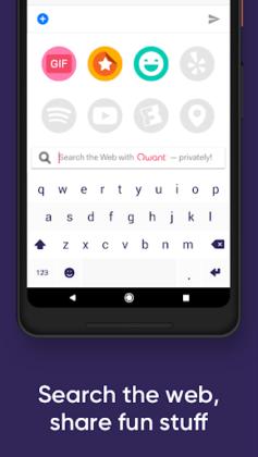 Fleksy - Teclado com Emoji e GIF