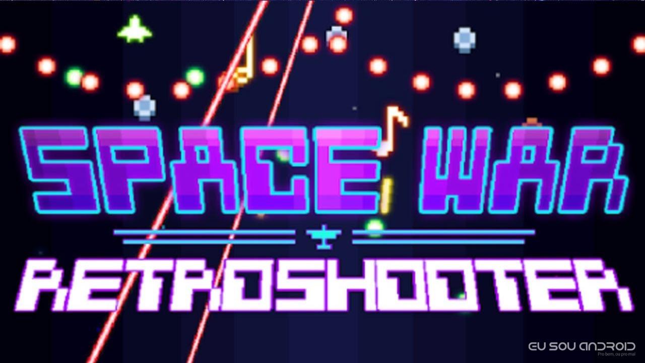 Guerra Espacial - Disparador Retro Pixel 2D