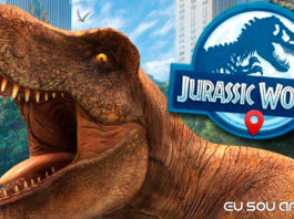 Jurassic World Alive Lançado-No-Estilo-Pokémon-Go-capa