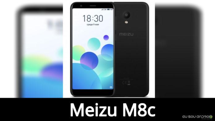 Meizu M8c Agora é Oficial com uma tela de 18: 9 de 5,45 polegadas e chip Snapdragon 425