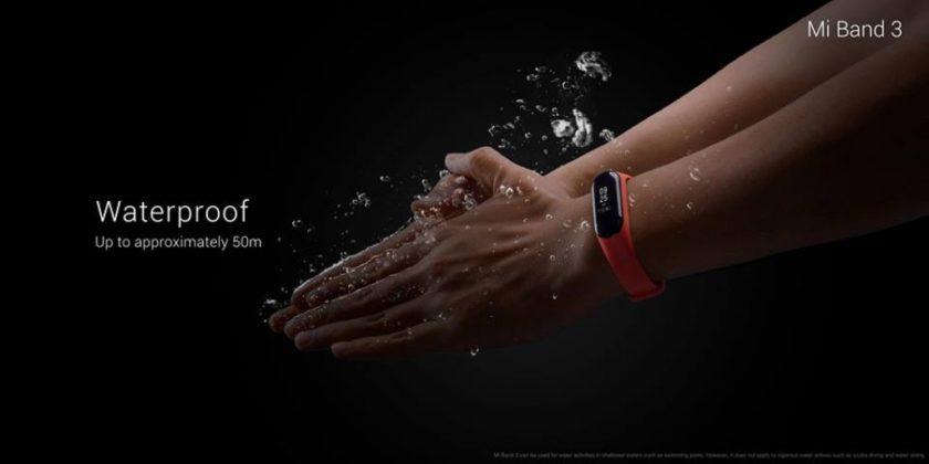 Xiaomi Mi Band 3 chega