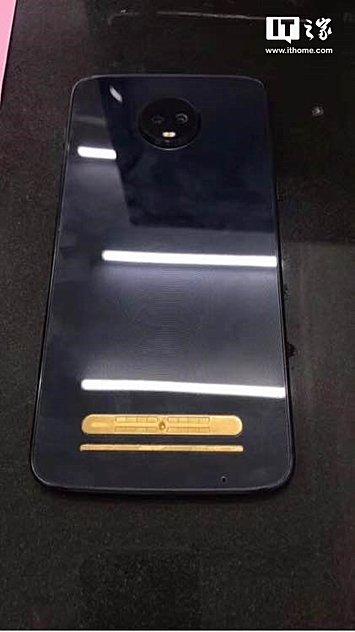 Motorola Moto Z3 Play Vazado