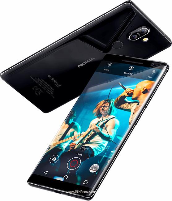 Nokia 8 Sirocco e Nokia 2