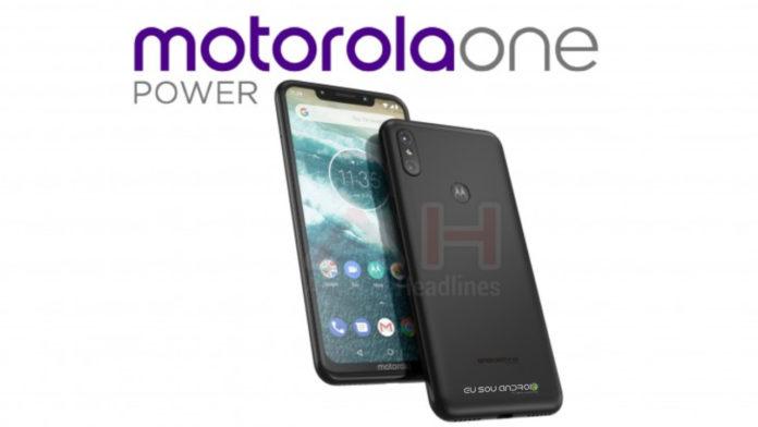 Motorola One Power é o Primeiro telefone da Motorola com Notch