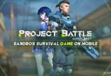 Project Battle é um Game Estilo Fortnite e Acaba de ser Lançado Para Android