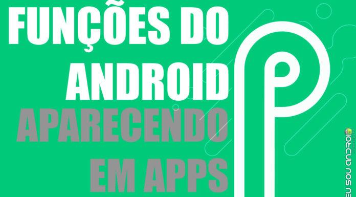 Recursos do Android P