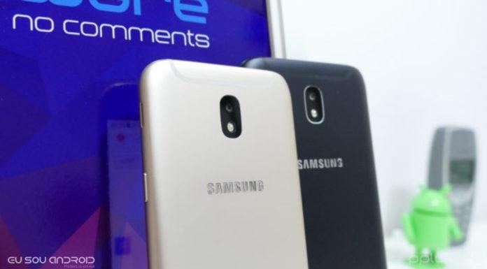 Samsung Galaxy J5 2017 Irá pular a Atualização direto para o Android Oreo 8.1