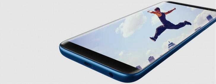 Samsung Galaxy J8 é Revelado