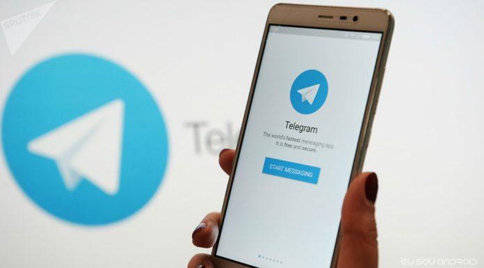 Telegram Volta a Ser Banido