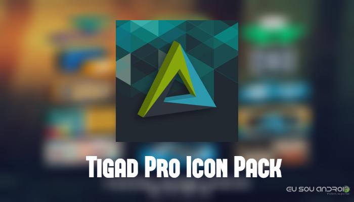 Tigad Pro Icon Pack