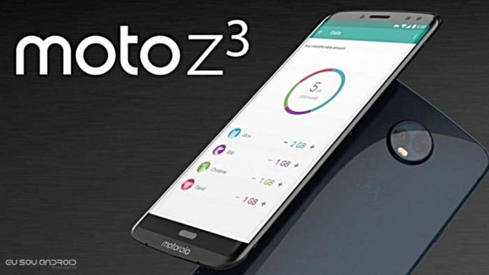 VAZA Ás Principais Especificações do Moto Z3 Play