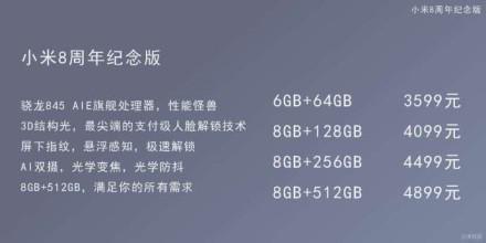Xiaomi Deixa Estampado no Seu Site Que Vai Fazer um Lançamento Especial de Aniversário preços
