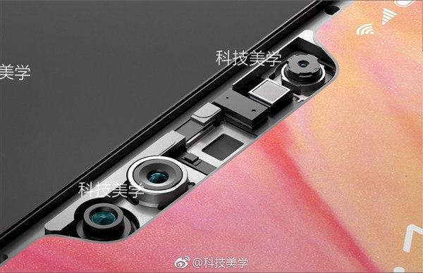 Xiaomi Mi 7 mostra sensor facial em 3D