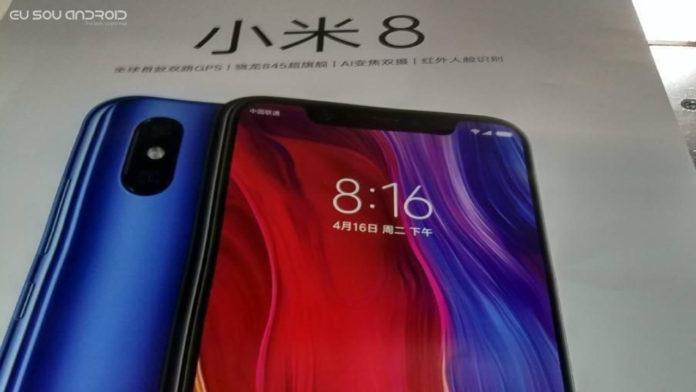 Xiaomi Mi 8 Poderá Vir com Próprios Animojis
