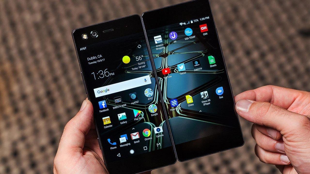 banimento da ZTE smartphone