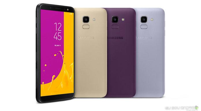 Samsung Galaxy J6 e J4 São Anunciados Oficialmente