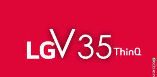 LG V35 Aparece