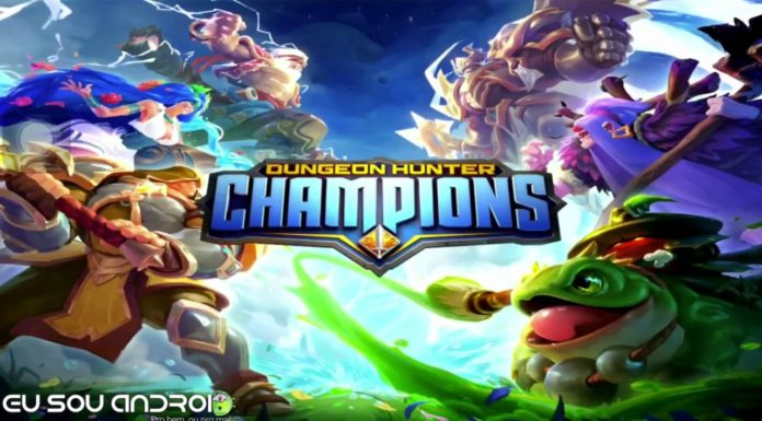 Dungeon Hunter Champions Chegou na Play Store